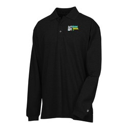 View a larger, more detailed picture of the Cutter & Buck DryTec LS Championship Polo - Men s