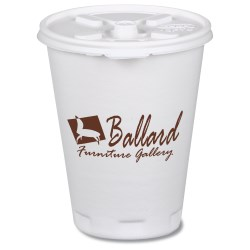 View a larger, more detailed picture of the Trophy Hot Cold Cups w Tear Tab Lid - 12oz