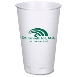 View a larger, more detailed picture of the Trophy Hot Cold Cups - 16 oz - Low Qty