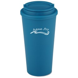View a larger, more detailed picture of the Savanah Travel Tumbler - 16 oz - Overstock