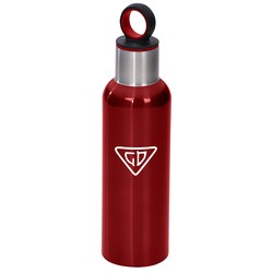 View a larger, more detailed picture of the Ontario Sport Bottle - 20 oz - Closeout