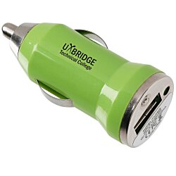 View a larger, more detailed picture of the Single Port USB Car Charger