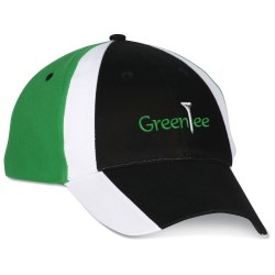 View a larger, more detailed picture of the Curve Cap - Embroidered