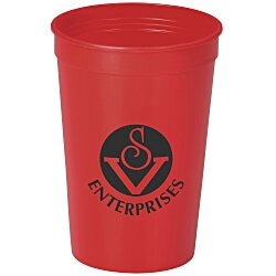 View a larger, more detailed picture of the Stadium Cup - 16 oz - Smooth