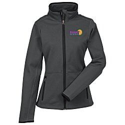 View a larger, more detailed picture of the Renovate Pique Fleece Jacket - Ladies