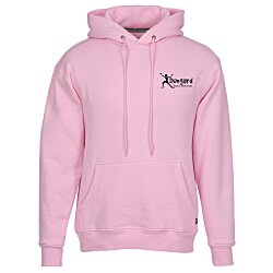 View a larger, more detailed picture of the Cotton Rich Fleece Hoodie - Screened