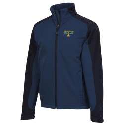 View a larger, more detailed picture of the Vector Soft Shell Jacket - Men s