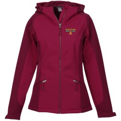 View a larger, more detailed picture of the Vector Soft Shell Jacket - Ladies