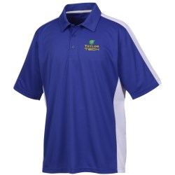 View a larger, more detailed picture of the Micropique Snag Resistant Polo - Men s