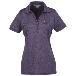 View a larger, more detailed picture of the Cross Dye Performance Polo - Ladies