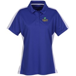 View a larger, more detailed picture of the Micropique Snag Resistant Polo - Ladies