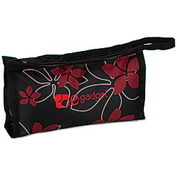 View a larger, more detailed picture of the Pedicure Spa Kit - Black Floral