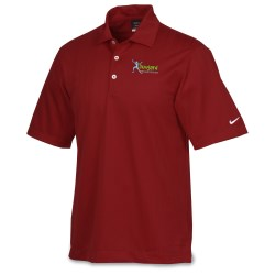View a larger, more detailed picture of the Nike Performance Drop Needle Polo - Men s