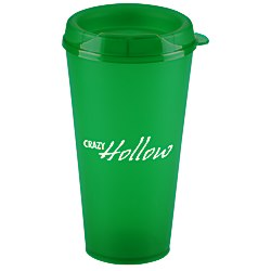 View a larger, more detailed picture of the TufTumbler w Lid - 32 oz