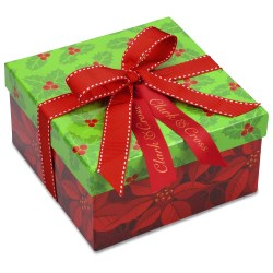 View a larger, more detailed picture of the Holiday Sweets Gift Box