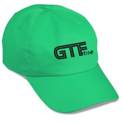 View a larger, more detailed picture of the Price-Buster Cotton Twill Cap - Transfer