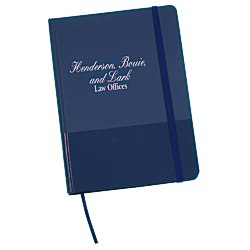 View a larger, more detailed picture of the Matte Banded Journal 7-1 8 x 5-1 8