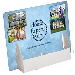 View a larger, more detailed picture of the Card Holder - Horizontal - Full Color