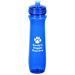 View a larger, more detailed picture of the PolySure Flared Sport Bottle - 24 oz