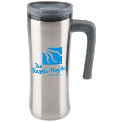 View a larger, more detailed picture of the Aladdin Hybrid Stainless Steel Mug - 16 oz