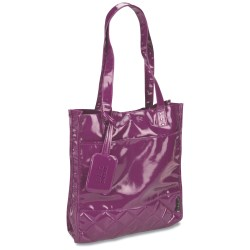 View a larger, more detailed picture of the Nicole Quilted Shopper Tote