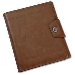 View a larger, more detailed picture of the Cutter & Buck iPad Notebook