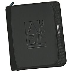 View a larger, more detailed picture of the Zoom 2 in 1 iPad Sleeve Journal Book