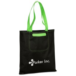 View a larger, more detailed picture of the Top Pocket Tote - 24 hr