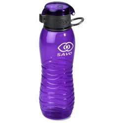 View a larger, more detailed picture of the h2go bfree Aqua Sport Bottle - 24 oz - Closeout