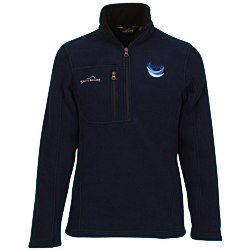 View a larger, more detailed picture of the Eddie Bauer 1 4 Zip Pullover Fleece
