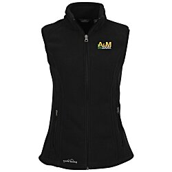 View a larger, more detailed picture of the Eddie Bauer Fleece Vest - Ladies