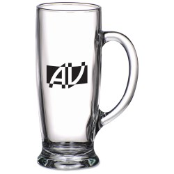 View a larger, more detailed picture of the Ferdinand Glass Mug - 18 oz