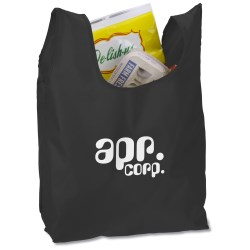View a larger, more detailed picture of the Nylon Folding Tote - Closeout