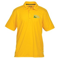 View a larger, more detailed picture of the Dunlay MicroPoly Textured Polo - Men s