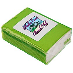 View a larger, more detailed picture of the Small Tissue Packet