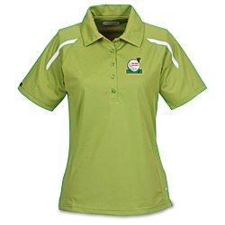 View a larger, more detailed picture of the Nyos Performance Polo - Ladies