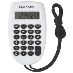 View a larger, more detailed picture of the Calculator on a Rope - Closeout