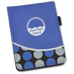 View a larger, more detailed picture of the Designer Dots Jotter - Closeout