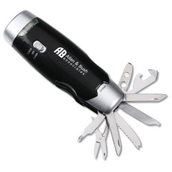 View a larger, more detailed picture of the Handy Mate Flashlight Multi-Tool