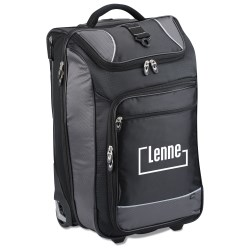 View a larger, more detailed picture of the Vertex Tech Carry-On Wheeled Upright