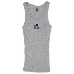 View a larger, more detailed picture of the Next Level 2x1 Rib Cotton Tank - Ladies