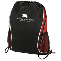 View a larger, more detailed picture of the Boomerang Drawstring Sportpack