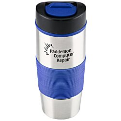 View a larger, more detailed picture of the Ventura Travel Tumbler - 16 oz - 24 hr