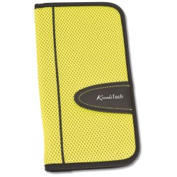 View a larger, more detailed picture of the Eclipse Mesh Zippered Travel Wallet - Closeout