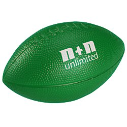 View a larger, more detailed picture of the 5 Foam Football - Solid