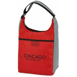 View a larger, more detailed picture of the Crystal Ice Lunch Bag - Closeout