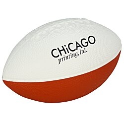 View a larger, more detailed picture of the 6 Foam Football -Two Tone
