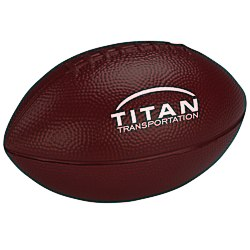 View a larger, more detailed picture of the 7 Foam Football - Solid