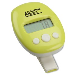 View a larger, more detailed picture of the Tweet Pedometer