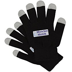 View a larger, more detailed picture of the Touch Screen Gloves - Full Color